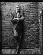 Tony Bennett, New York, NY, 2001, 20 x 16 inches, Silver Gelatin Photograph, Ed. of 25