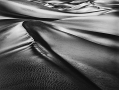 Pewter Dunes, 2011, 22 x 28 inches, Silver Gelatin Photograph