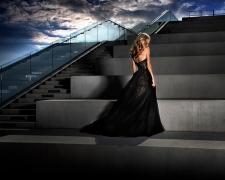 The Girl in the Black Dress, 2011, 20 x 24 Digital C-Print, Ed. 15