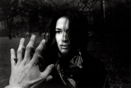 Untitled (Mary Ellen and Hand), 1969, 11 x 14 Silver Gelatin Photograph, Ed. 25