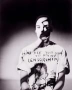 Sinéad O'Connor, Portrait, Los Angeles, 1990, Archival Pigment Print