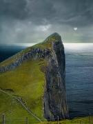 Moonlight, Neist Point, Isle of Skye, 2013, Archival Pigment Print