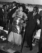 Big Ella, Club Paradise, ca. 1960's, Archival Pigment Print