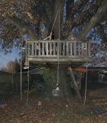 Treehouse, 2020, 29 x 22 inches, Archival Pigment Print,Editionof 10