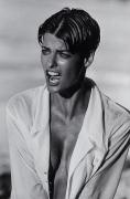 Linda Evangelista, Vogue Italy, Bahamas,1989