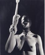 Dervish Loop, 1994, Silver Gelatin Photograph