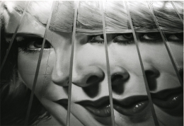Fragmented Woman, 1965, Archival Pigment Print