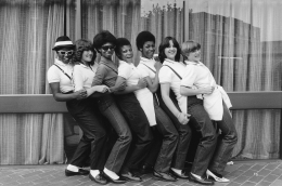 Ska Girls Coventry, 1980, 16 x 20 inches - Archival Pigment Print - Edition of 50