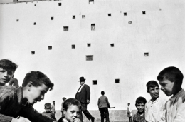 Madrid, 1933, 11 x 14 Silver Gelatin Photograph