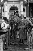 Punks at Sid's Memorial March 1979, 20 x 16inches - Archival Pigment Print - Edition of 50