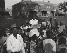 William H. Foote Homes, built for Black families fust before the start of World War II, n.c., Archival Pigment Print