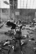 Jean Tinguely (Later Print made in Artist's lifetime), 1963