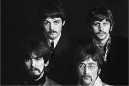 The Beatles, London, 1967, C-Print