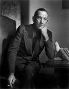 Noel Coward, 1943, 20 x 16 Silver Gelatin Photograph