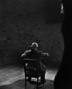 Pablo Casals, 1954, 20 x 16 Silver Gelatin Photograph
