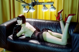 Casting Couch, 2006, Chromogenic Print