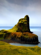 Ullinish Point, Isle of Skye, Scotland, 2013, Archival Pigment Print