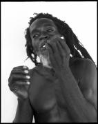 Bunny Wailer, Kingston, Jamaica, 2010, 20 x 16 inches, Silver Gelatin Photograph, Ed. of 25