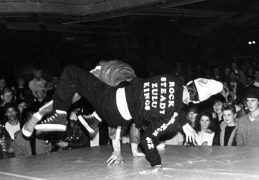 Rock Steady Crew, Harlem, NY, 1983, 16 x 20 inches - Archival Pigment Print - Edition of 50