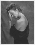 Jessica Lange, Santa Fe, 1985 (6968-87-1), Silver Gelatin Photograph