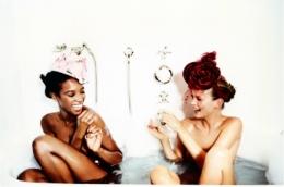 Bathtub, Paris, 1996, Archival Pigment Print