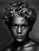 Golden Boy, New York City, 1990, Archival Pigment Print