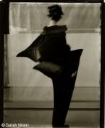 Issey Miyake 2, 1992, 15-3/4 x 19-1/2 Toned Silver Gelatin Photograph, Ed. 20