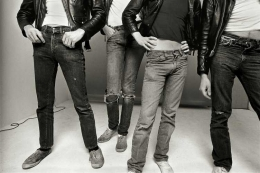 The Ramones, Los Angeles, 1977, Combined Edition of 50 Photographs: