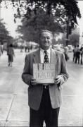 Washington D.C., 1953, 20 x 16 Silver Gelatin Photograph