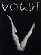 Lisa, V.O.G.U.E., New York, 1940, 14 x 11 Platinum Print, Edition 25