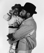 Jam Master Jay, NYC, 1989, 20 x 16 inches - Archival Pigment Print - Edition of 50