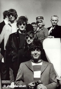 The Beatles (Exiting Plane), San Francisco, 1966, 14 x 11 Silver Gelatin Photograph
