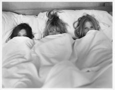 Daria, Kate, and Laura, Miami, FL, 2008 (53947-47-12), Silver Gelatin Photograph