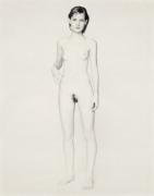 Guinevere, Paris, 1996, Archival Pigment Print
