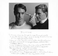 Salvation, 1984, 20 x 16 Silver Gelatin Photograph, Ed. 25