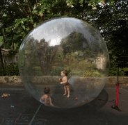 Bubble, 2020, 22 x 22Inches,Archival Pigment Print, Edition of 7