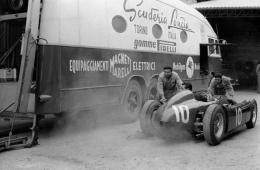 Grand Prix of Pau, April 1955