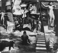 Waiting for de Chirico in the Artist's Section of Purgatory, New Mexico, 1994