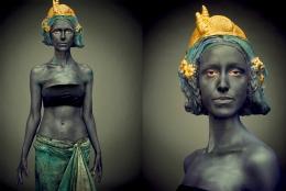 Hittorff, La Fontaine des Mers (Paredrae of Neptune), 2016, Archival Pigment Print