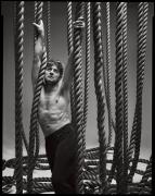 Mikhail Baryshnikov, New York, NY, 2007, 20 x 16 inches, Silver Gelatin Photograph, Ed. of 25