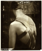 Dos Lace, 1989, 15-3/4 x 19-1/2 Toned Silver Gelatin Photograph, Ed. 20