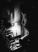 From Fraulein, Voodoo Lounge, New Orleans, 1998, Silver Gelatin Photograph