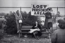 Pasadena, California, 1963, 16 x 20 Silver Gelatin Photograph