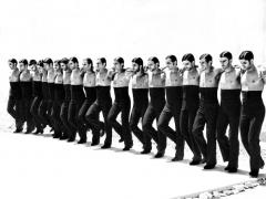 """Dancers: Ballet Nacional de España, Ballet Flamenco de Andalucía, Compañía Antonio Gades, and Compañía Sara Baras """"Cortijo Alcala"""", Osuna, España, 2013, Ed. 25"""