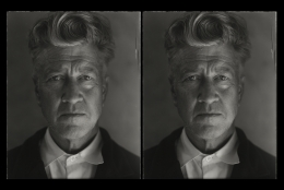 """""""David Lynch"""" Archival Pigment Print, Combined Ed. of 15"""