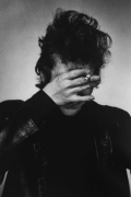 Bob Dylan, New York, 1965, Silver Gelatin Photograph