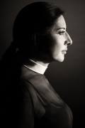 Marina Abramovich, Los Angeles, 2013, Archival Pigment Print