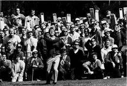 Golfer Arnold Palmer, U.S. Open, June, 19, 1966, 16 x 20 Silver Gelatin Photograph, Ed. 150