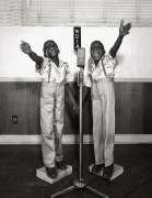 The WDIA Twins, ca. 1948, Archival Pigment Print