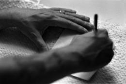 Hands, Writing, 1961-67